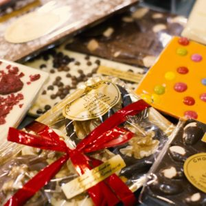 Chocolates y Frutos Secos