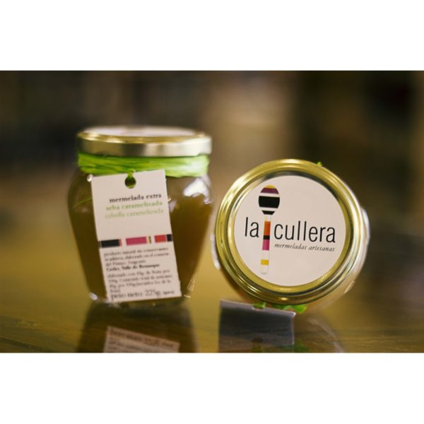 Mermelada La Cullera Cebolla Caramelizada 250 gr