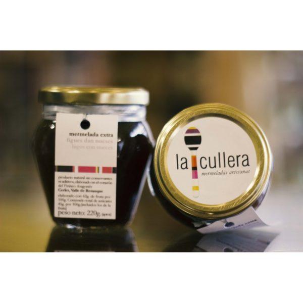 Mermelada de Higos con Nueces La Cullera 220gr.