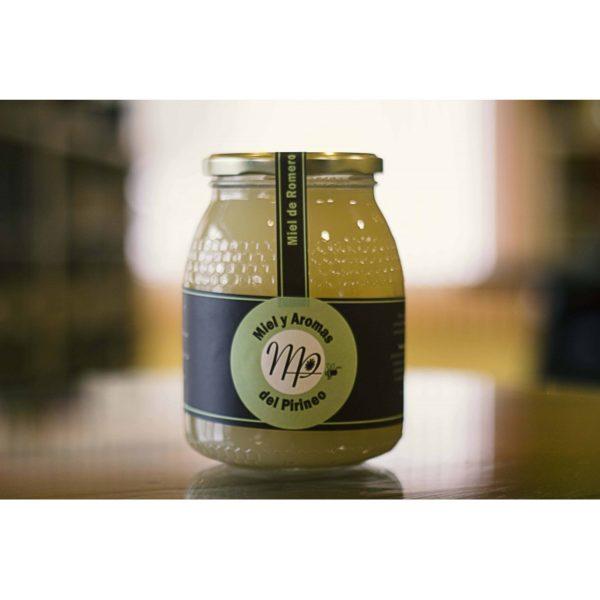 Miel de Romero 500 gr, Miel y Aromas del Pirineo