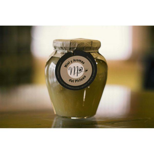 Miel con Nueces 500 gr, Miel y Aromas del Pirineo