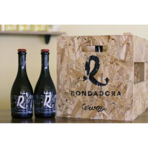 Cerveza Artesana Rondadora 0.50 cl