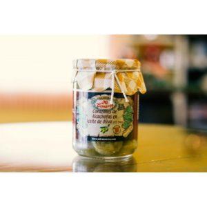 Alcachofa en Aceite 10/15 Frutos MI Conserva