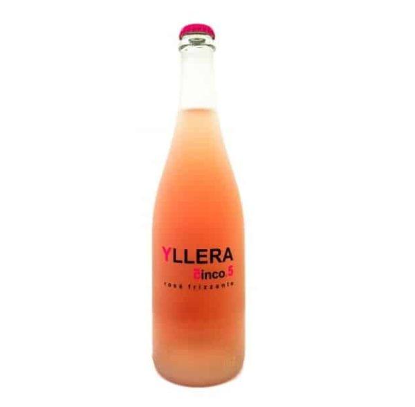 Vino Yllera 5.5 Rose Frizzante