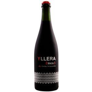 Vino Yllera 5.5 Tinto Frizzante