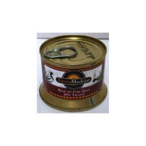 Bloc de Foie Gras 30% Trozos Tierra Mudejar 130 g