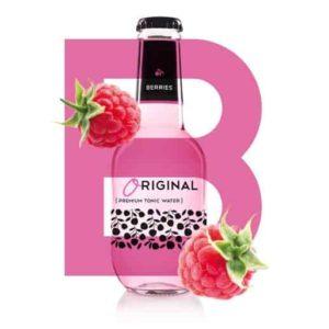 Tónica Premium Original Berries 0,20cl
