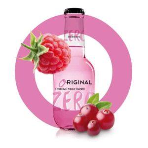 Tónica Premium Original Berries Zero 0,20 cl