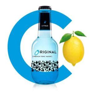 Tónica Premium Original Citrus 0,20 cl