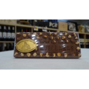 Chocolate con leche y avellanas (Chocolates Pallás)
