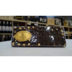 Chocolate negro con avellanas (Chocolates Pallás)
