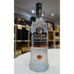 Vodka PYCCKNÑ CTAHOAPT Russian Standard