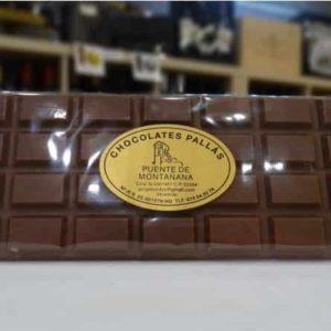 Chocolate con leche (Chocolates Pallás)
