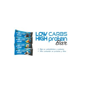 Barritas Low Carbs High Protein
