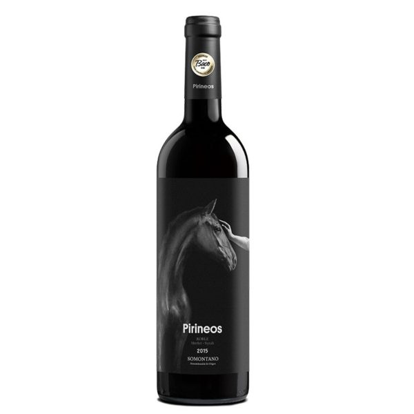 Pirineos Roble Merlot-Syrah