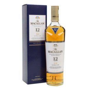Whisky Macallan 12 años Double Cask