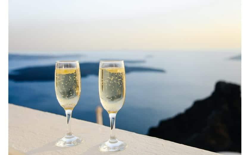 Cinco datos curiosos acerca del champagne